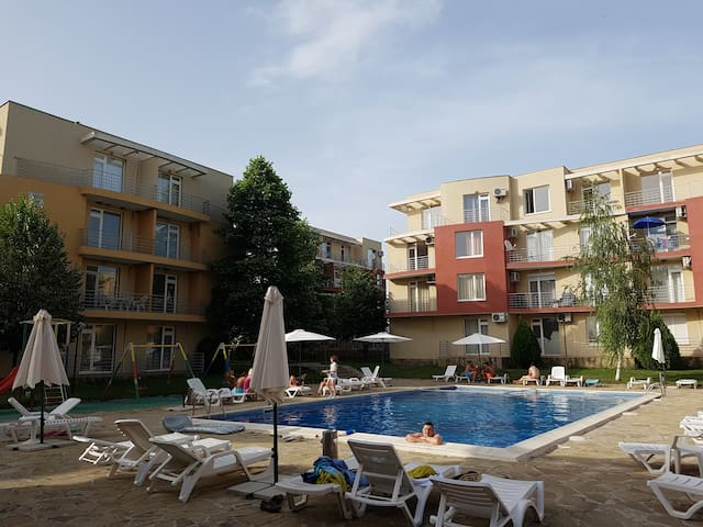 Sunny beach One bedroom with pullout - Sunny Beach
