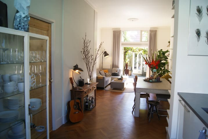 The perfect city home in Haarlem (near Amsterdam)