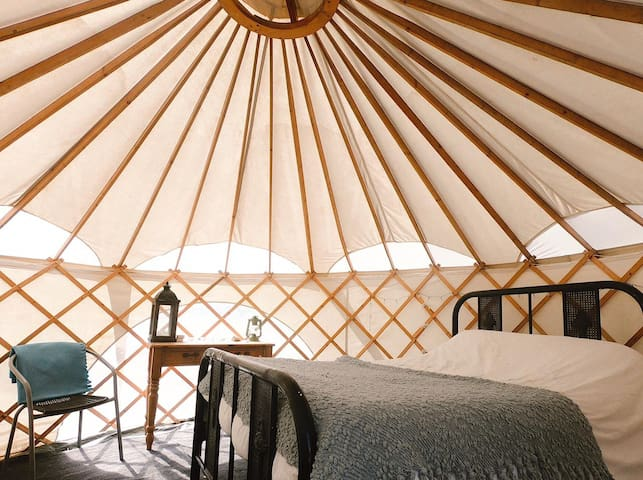 Rainbow Lodge 4m Yurt