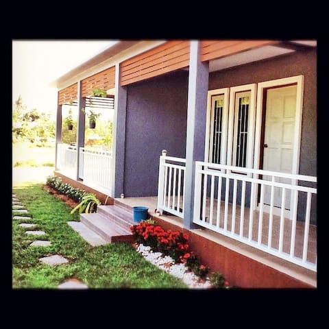 DORN 1 House, 1 Bedroom, 1 km to Bangtao Beach - Thalang - Casa
