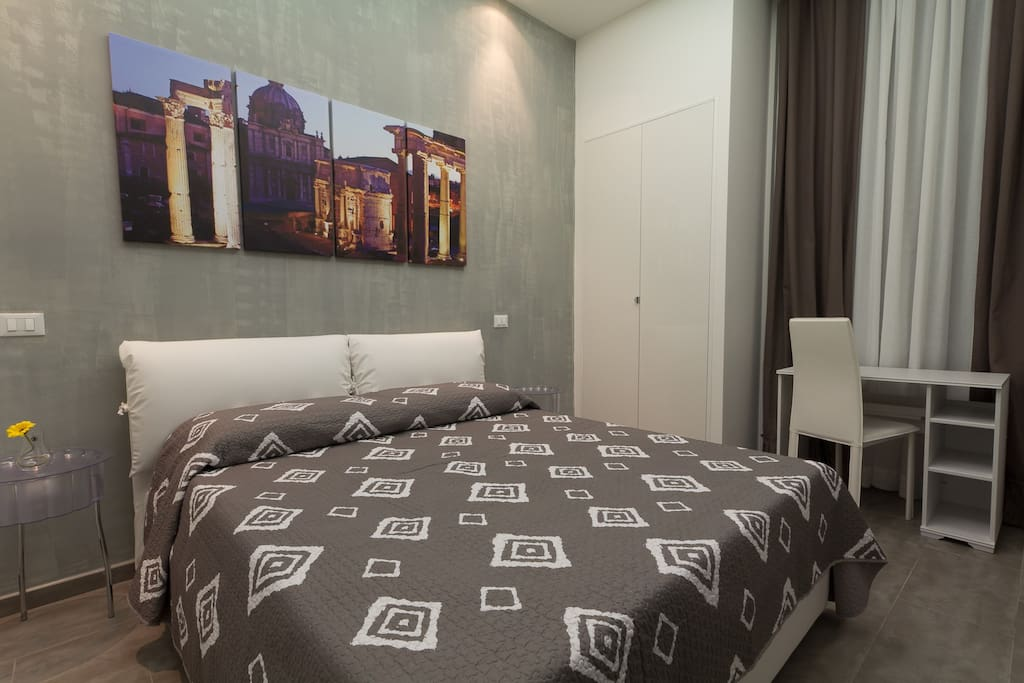 B b fori imperiali 39 s room rome chambres d 39 h tes louer for Chambre hote rome