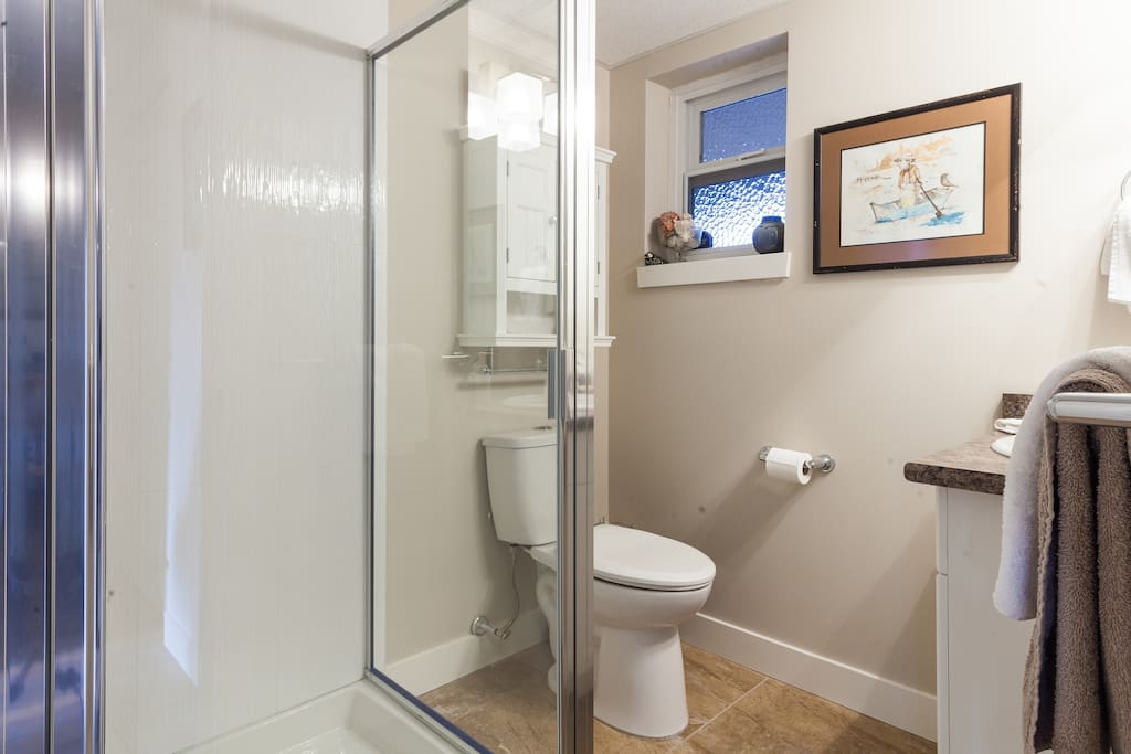 Private bathroom for Stellata Room