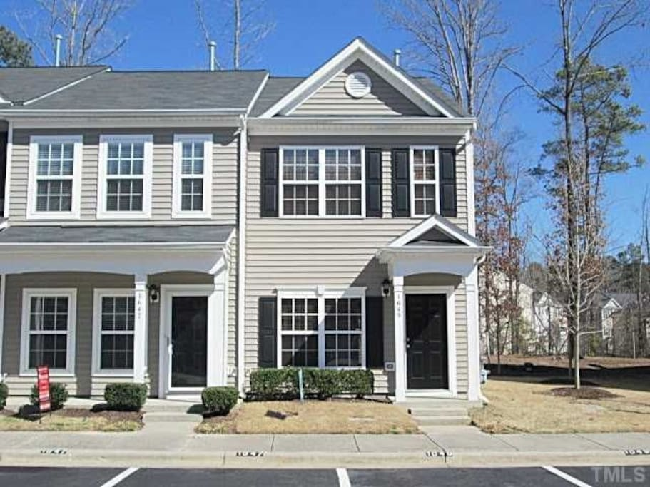 Cozy 2bd Home Away From Home Townhouses For Rent In Durham North Carolina United States