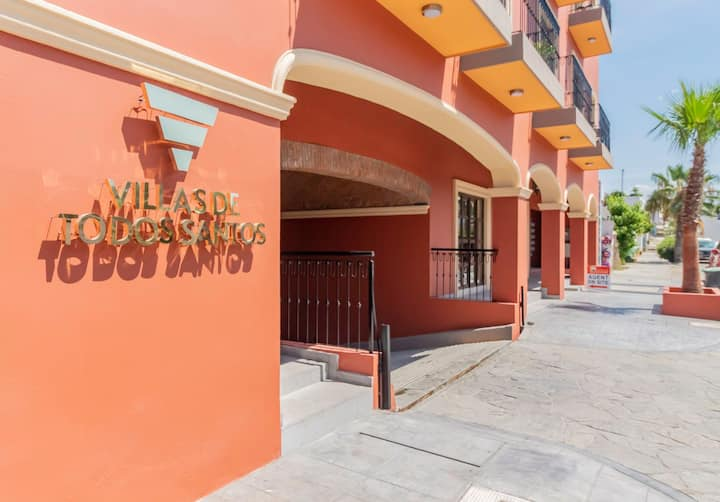 2 Bed Condo Poolside, Downtown Todos Santos (111)