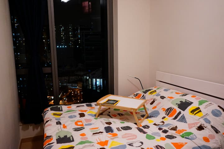 Fully equipped homely studio for family and couple - Hong Kong - Appartement
