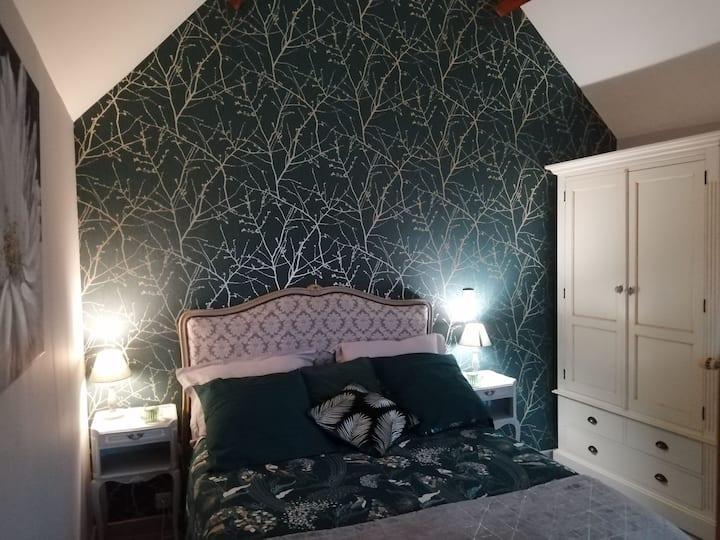 Chambre romantique du clos des augers