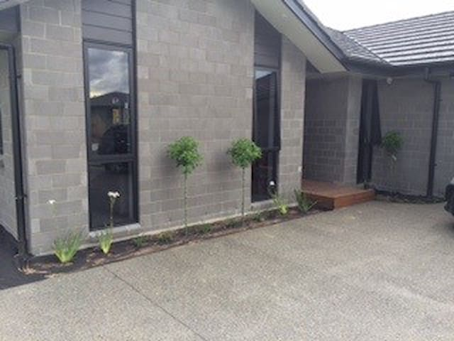 Two bedrooms in River Terraces, Ngaruawahia