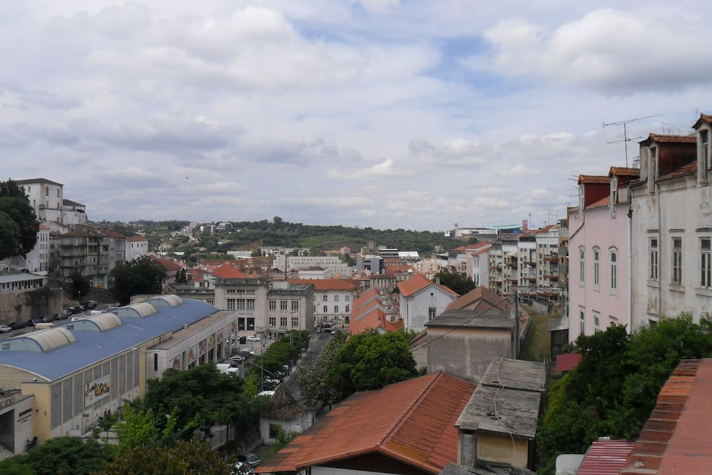 Rooms in the center of Coimbra!