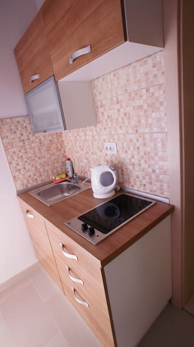 Kitchen with all the amenities you need for comfortable stay