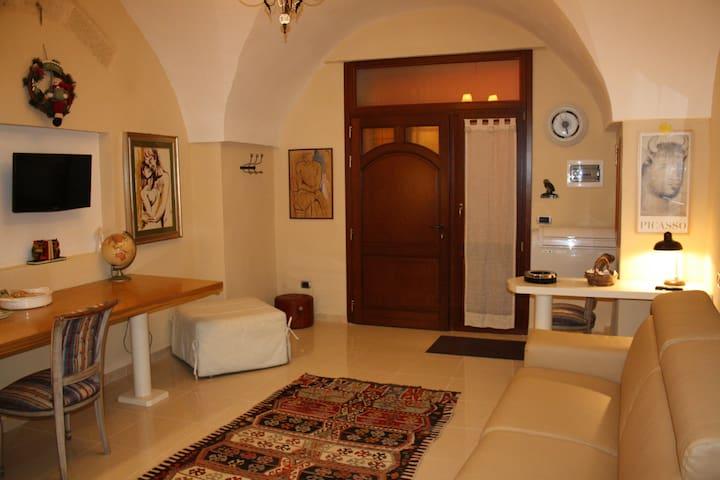 Casa Vico del Tufo - Lecce - Appartement