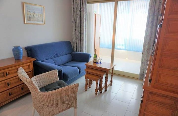 Cosy studio 5 minutes from Arenal Bol beach