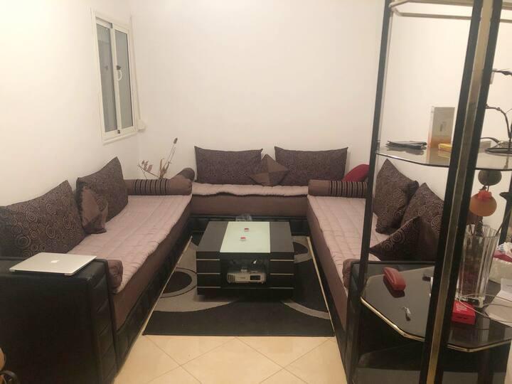 petit appartement a Fes
