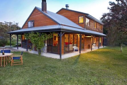 Rustic homestead close to the snow! - Jindabyne - Casa