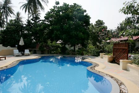 Villa 46 Tropical Island holidays. - Ko Samui - Villa