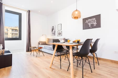 Brand new luxury apartment in the city center - Barcelona - Apartment
