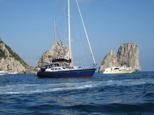 Crociera in barca a vela - Nettuno - Barco
