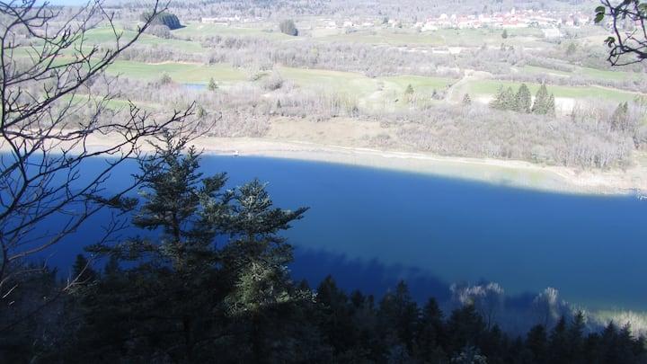 Gite à Maggy entre  lacs et montagnes
