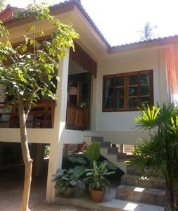 Villa M Tropical Island holidays. - Ko Samui - Villa