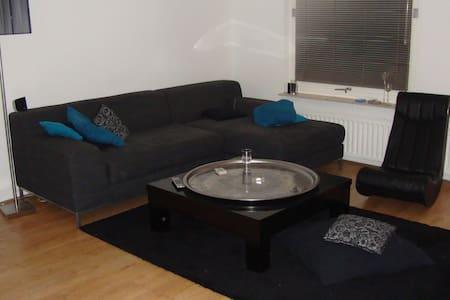 Modern apartment dowtown Amersfoort