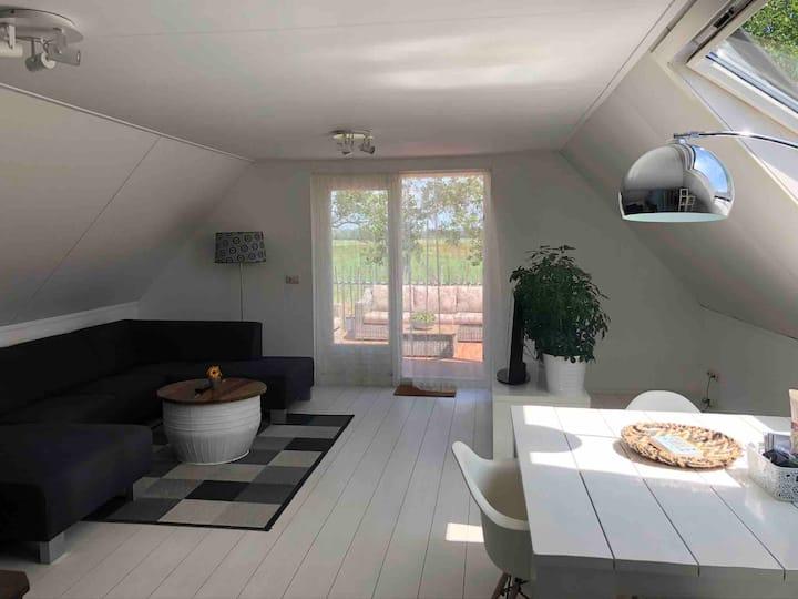 appartement Koedijk (Alkmaar/Bergen)