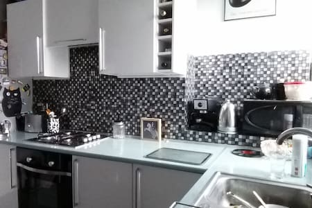 Lovely room in East London - London - House