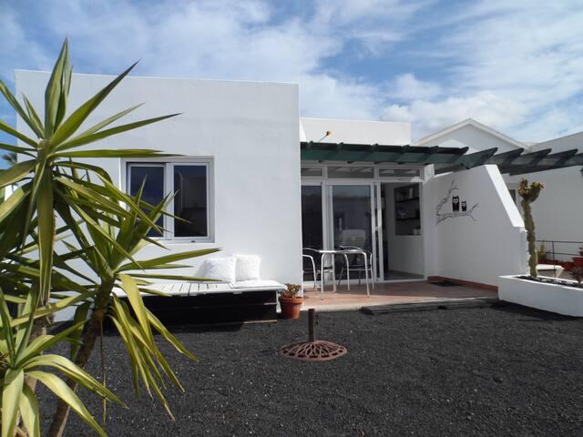 Bonito bungalow en Lanzarote - Yaiza - Wohnung