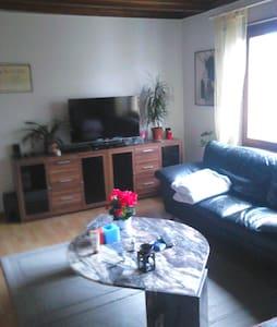 Wohnung 4,5 Zimmer möbliert  - Turgi - Lägenhet