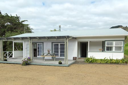 Harbour View Cottage Totara North - House