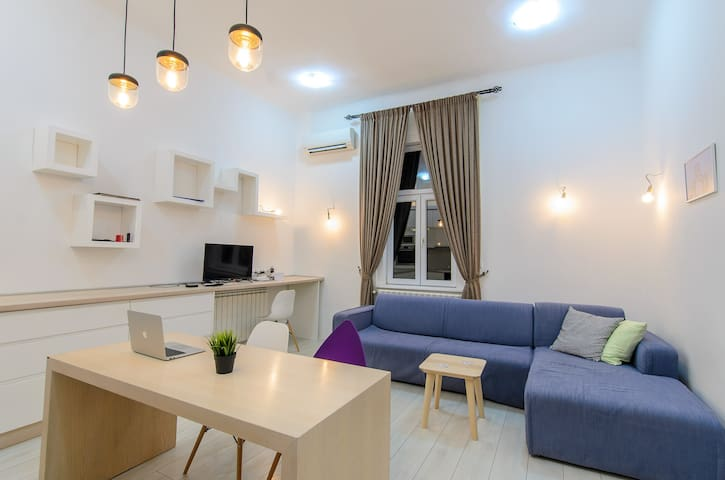 Elegant Modern Apartment in DT 5 min to everything
