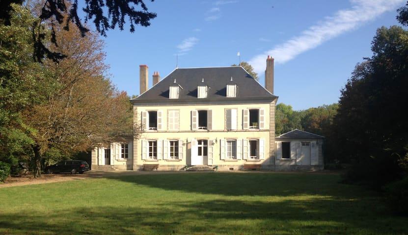 Maison de Maître tout confort - Saint-Martin-des-Champs