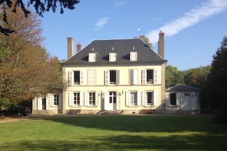 Maison de Maître tout confort - Saint-Martin-des-Champs - Hus