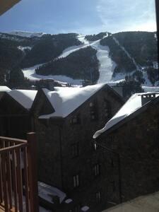 apartamento de montaña - El Tarter - Huoneisto