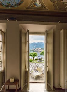Honeymoon - lakefront apartment with sunny balcony - Orta San Giulio - อพาร์ทเมนท์