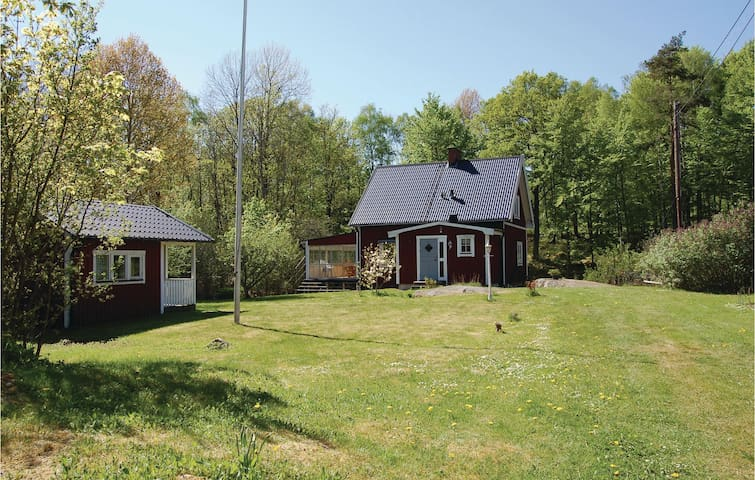 Holiday cottage with 3 bedrooms on 91m² in Olofström