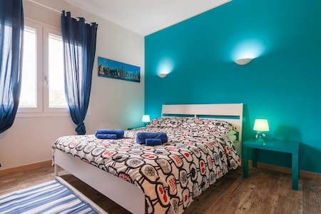 Comfy triple room at Country&Beach  - Capoterra