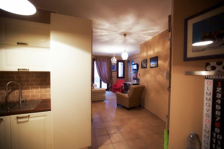 Casa nuova a  Roccacinquemiglia - Roccacinquemiglia  - Apartamento