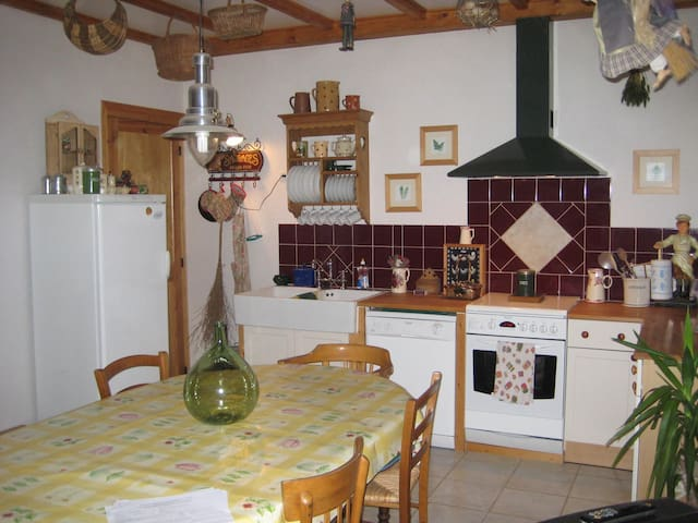 Very beautiful holiday cottage - Fumay - Talo