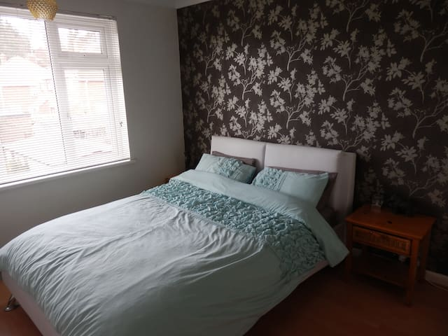 Comfortable room in private house