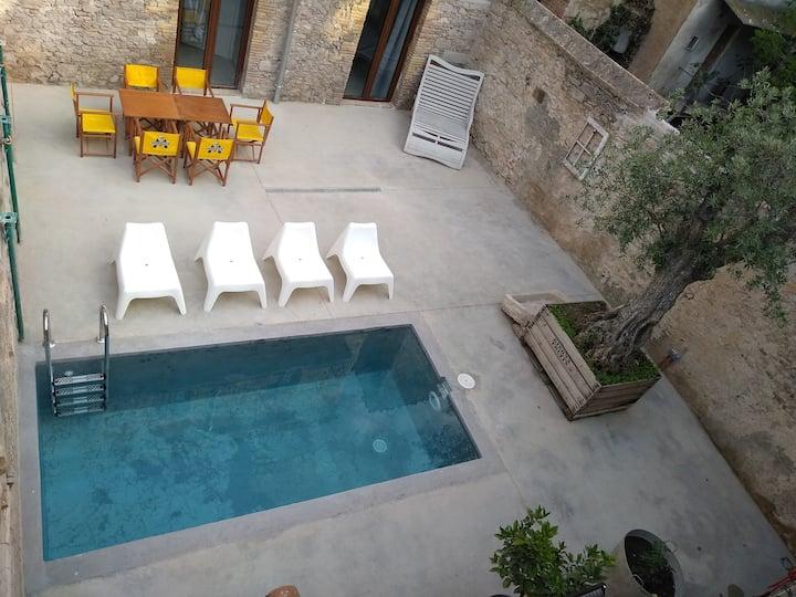 AS Sant Domènec Pool