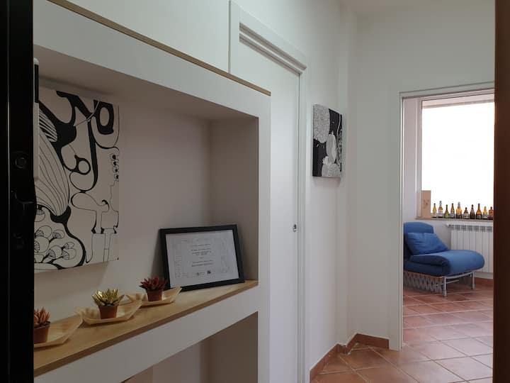 """""""L' altra casa di Ketty"""" : la tua residenza a Bari"""
