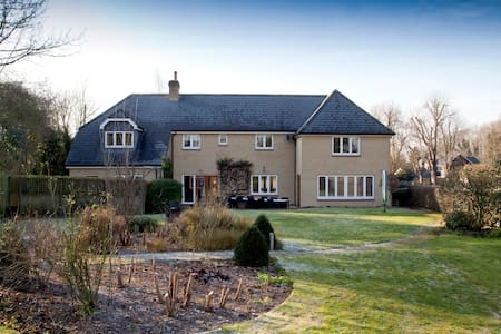 Kingfisher Country House Cambridge - Fulbourn - Dom