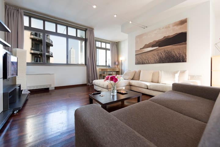 Super Large Apartment 2 bedrooms - Milan Center