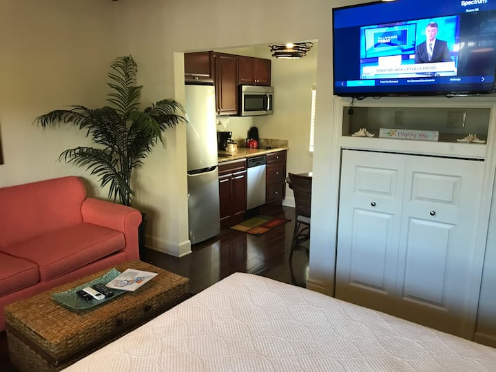 Clearwater Beach Poolside Suite