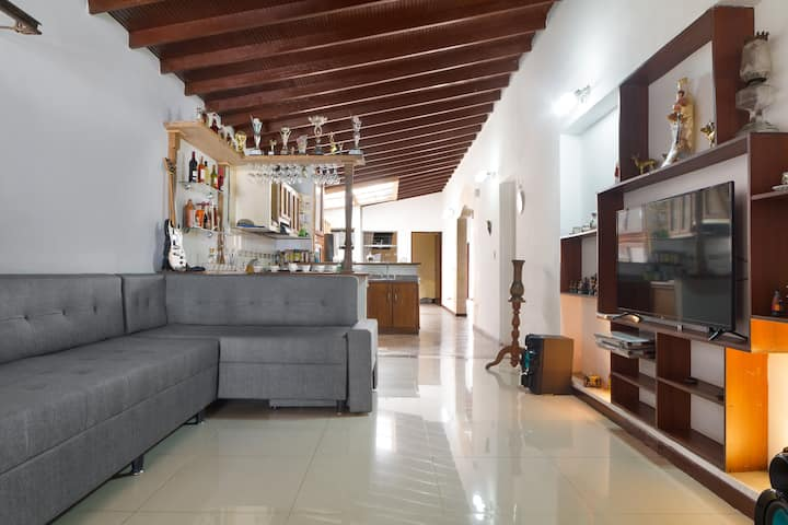 t&j casaTengo disponibles 4  habitaciones  amoblas