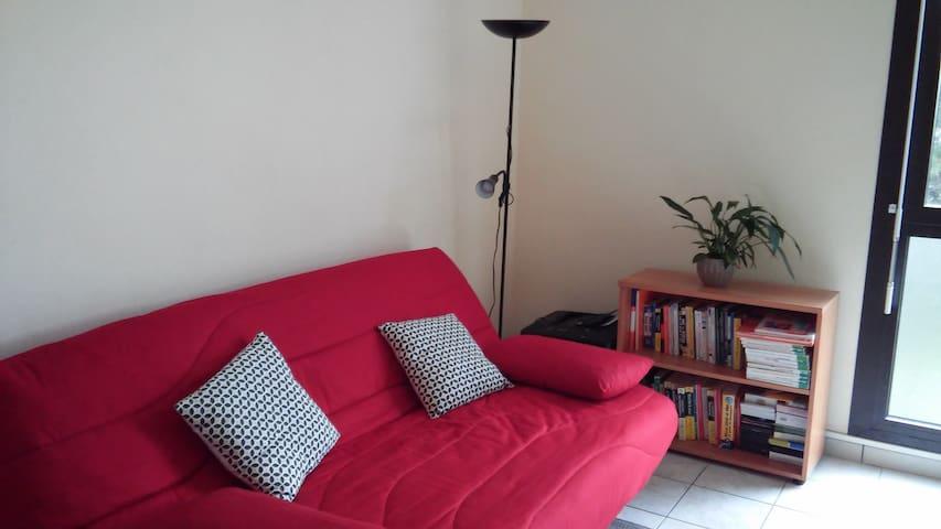 Appartement entier idéal pour séjour reposant - Biscarrosse - Huoneisto