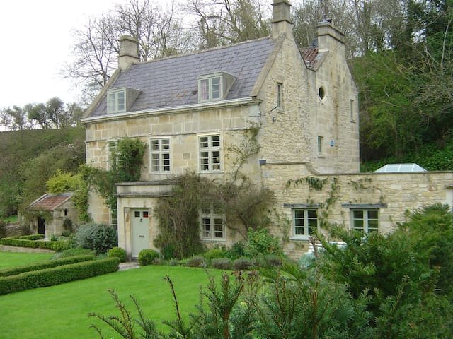 17th century farmhouse - Combe Hay, Bath - Casa