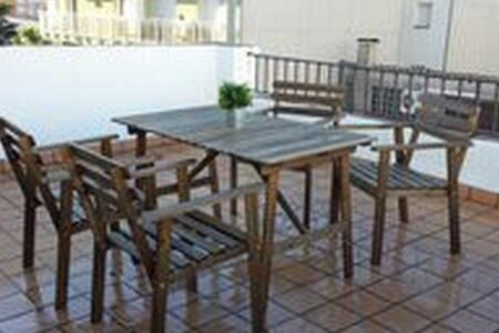 Appartement 1min plage, Garden & BB - Sant Antoni de Calonge