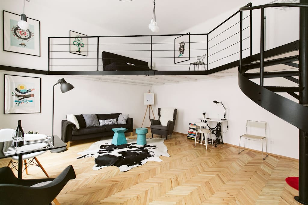 Atelierb city center design home gallery appartements for Design apartment milano city center duomo
