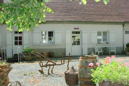 Chez Mémé Delphine - gîte pour 4 - Moutier-Malcard - Talo