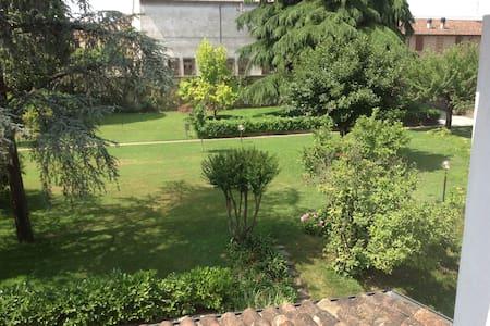 casa in campagna con parco - Cornaleto - Дом